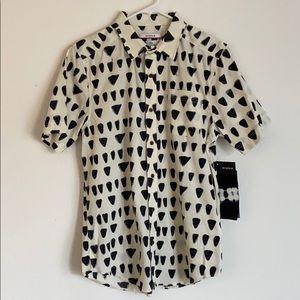 NWT Nixon Button Down Shirt